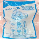 Hasbro McDonald's Happy Meal Toys Transformers OPTIMUS PRIME Figure