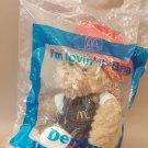 """McDonald's Bear Plush Doll - Denim 8"""" H / 20 cm H"""