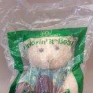 "McDonald's Bear Plush Doll - Weekend 8"" H / 20 cm H"