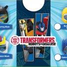 McDonald's Hasbro Transformers Robots in Disguise Grimlock Bumblebee Strongarm Optimus Prime