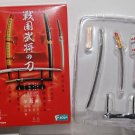 "F Toys Sengoku Busho no Katana Masterworks Japanese Sword Knives - #01 Odenta Mitsuyo 3""~4"""