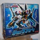 USED 2004 Takara Transformers Destron SD-15 Shockfleet MISSING PARTS LOOSEN JOINTS