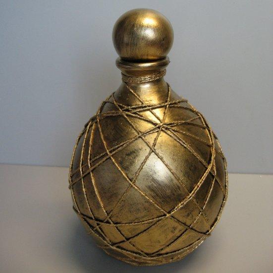 Golden Ceramic Vase 51323