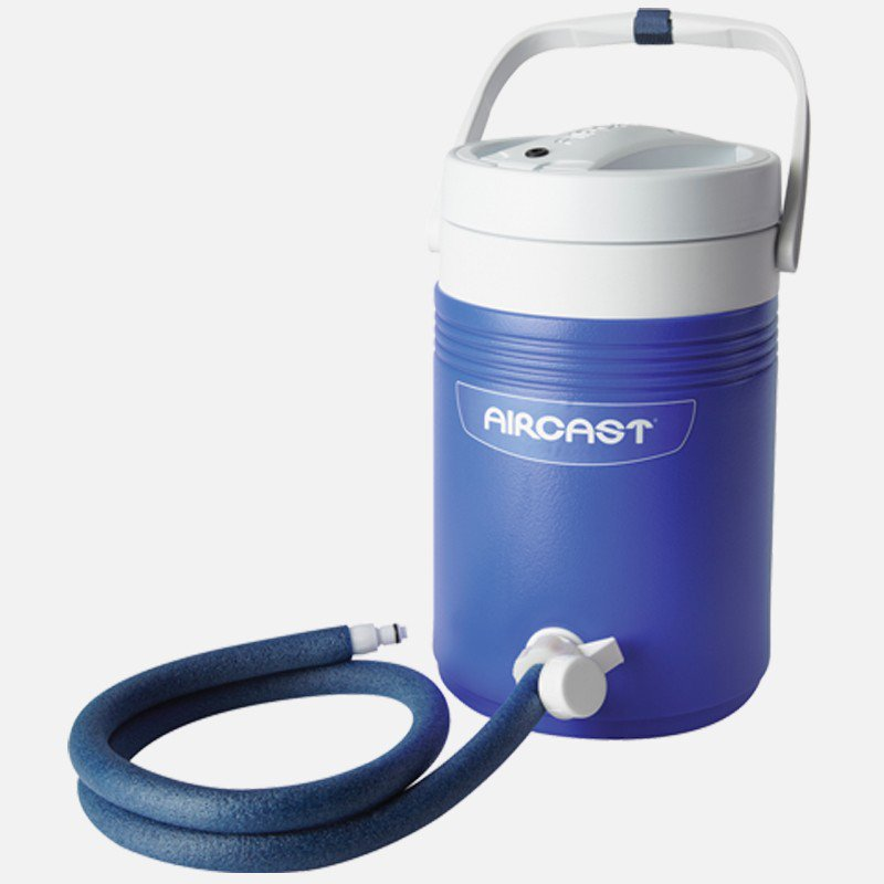 Aircast Cryo/Cuff System Pediatric Knee & Cooler