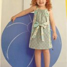 New Look Sewing Pattern 6386 Toddler Girls Dress Size 1/2-4 New