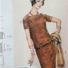Burda Sewing Pattern 7175 Misses Ladies Dress Accessories Size 10-20 New