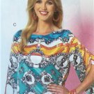Butterick Sewing Pattern 5815 Misses Top Tunic Dress Size 16-24 New