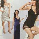 Burda Sewing Pattern 7186 Misses/Ladies Lingerie Set Size 10-30 New