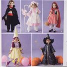 Simplicity Sewing Pattern 2571 Toddler Child Costumes Size 1/2-4 New