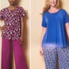 Butterick Sewing Pattern 6262 Misses Ladies Loungewear Size XXL-6X New Crawford