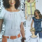 Butterick Sewing Pattern 4685 Ladies Misses Top Size 8-14 New