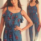 New Look Sewing Pattern 6373 Ladies Misses Dress Jumpsuit Size 8-20 New