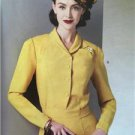 Vogue Vintage Sewing Pattern 9127 Misses Dress Size 14-22 New
