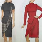 Vogue Sewing Pattern 9024 Ladies Misses Lined Dress Size 6-14 New