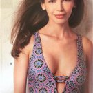 Vogue Sewing Pattern 9192 Top Swimsuit Bottom Cover-Up Size 14-22 New