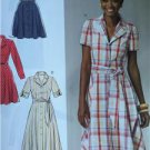 McCalls Sewing Pattern 6891 Misses Ladies Dress Size 8-16 New