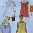 Butterick Sewing Pattern 6024 Ladies Misses Top Size XS-M 4-14 New
