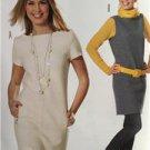 Burda Sewing Pattern 7602 Misses Dress Size 8-20 New