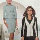 Burda Sewing Pattern 6953 Misses Ladies Blazer Size 6-18 New