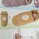Burda Sewing Pattern 9421 Baby Infant Nest Size 1m-9m New