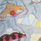 Ellie Mae Designs Sewing Pattern K0179 All Dressed Hanger Covers New