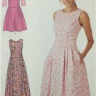 New Look Sewing Pattern 6341 Ladies Misses Dress Three Lengths Size 6-18 New