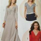 Burda Sewing Pattern 6911 Ladies Misses Dress Shirt Size US 8-20 / EUR 34-46 New