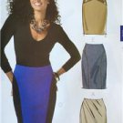Butterick Sewing Pattern 5566 Ladies Misses Skirt Size 6-12 New