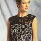 Vogue Sewing Pattern Kay Unger 1393 Misses Ladies Dress Size 6-14 New