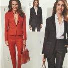 Burda Sewing Pattern 6985 Misses Ladies Pant Suit Size 8-20 New