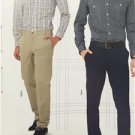 Burda Sewing Pattern 6873 Mens Pants Size 34-44 New