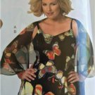 Butterick Sewing Pattern 5761 Misses Dress Cover Ups S XS-XL 4-16 New Crawford