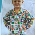 Kwik Sew Sewing Patterns 3126 Childs Toddlers Sleepwear Top Pants Size 1-4 New