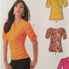 New Look Sewing Pattern 6150 Ladies Misses Knit Top Size 4-16 New