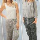 Burda Sewing Pattern 6659 Misses Ladies Pants Size 8-18 New