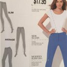 Simplicity Sewing Pattern 1696 Ladies Misses Pants Size 8-16 New