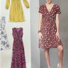 McCalls Sewing Pattern 7381 Ladies/Misses Dresses Size L-XXL 16-26 New