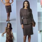 Butterick Sewing Pattern 6109 Misses Jacket Dress Top Skirt Pants Size 14-22 New