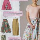 McCalls Sewing Pattern 7129 Misses Ladies Skirts Size 8-16 New