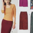 McCalls Sewing Pattern 6654 Misses Ladies Skirts 7 Lengths Size 14-22 New