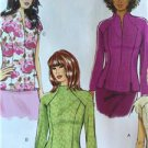 Butterick Sewing Pattern 6134 Misses Ladies Top Size 14-22 New