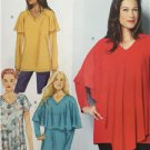 Butterick Sewing Pattern 6289 Misses/Ladies Tunic Size L-XXL New