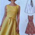 Butterick Sewing Pattern 4443 Ladies Misses Dress Size 16-22 New