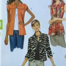 Butterick Sewing Pattern 5616 Ladies Misses Jacket Size 14-22 New