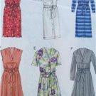 Vogue Sewing Pattern 8810 Misses Petite Dress Belt Size 16-24 New
