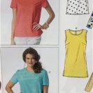 McCalls Sewing Pattern 6927 Misses Ladies Tops Tunics Size 8-16 New