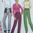 Butterick Sewing Pattern 6137 Ladies Misses Pants Size 14-22 New