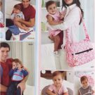 Simplicity Sewing Pattern 2924 Accessories Diaper Bag New