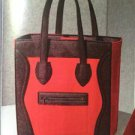 Vogue Sewing Pattern 9074 Misses Travel In Style Bag Two New Kathryn Brenne