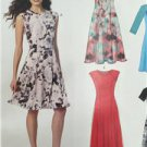 McCalls Sewing Pattern 7349 Ladies/Misses Petite Dresses Size 14-22 New